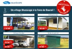 Un village Bluescope à la foire de Bourail !