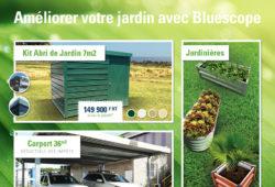 Bluescope se met au vert au Parc Fayard