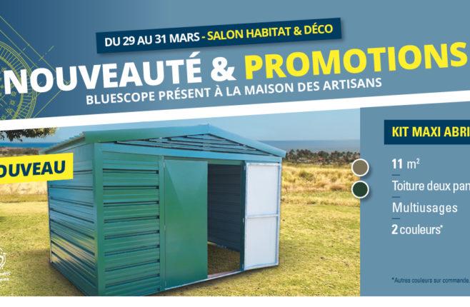 Une belle nouveauté pour le Salon Habitat et Déco !