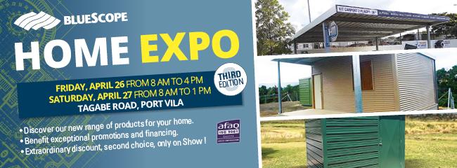 Troisième Home Epo à Port Vila