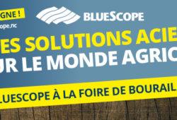 BlueScope à la Foire de Bourail