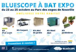 Bluescope présent à BAT EXPO