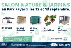 Salon Nature, Loisirs & Jardins