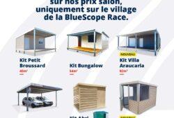 Des remises supplémentaires à la Bluescope Race !