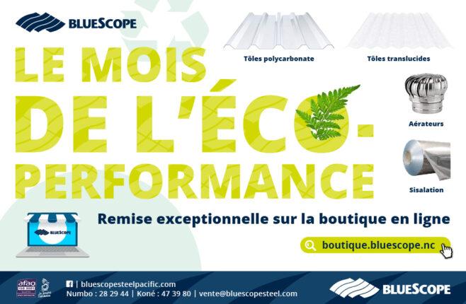 Le mois de l'éco-performance !